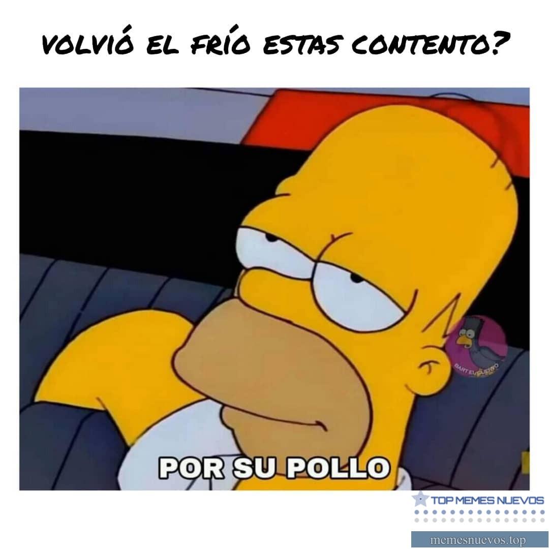 Memes del frio chistosos @ memesnuevos.top